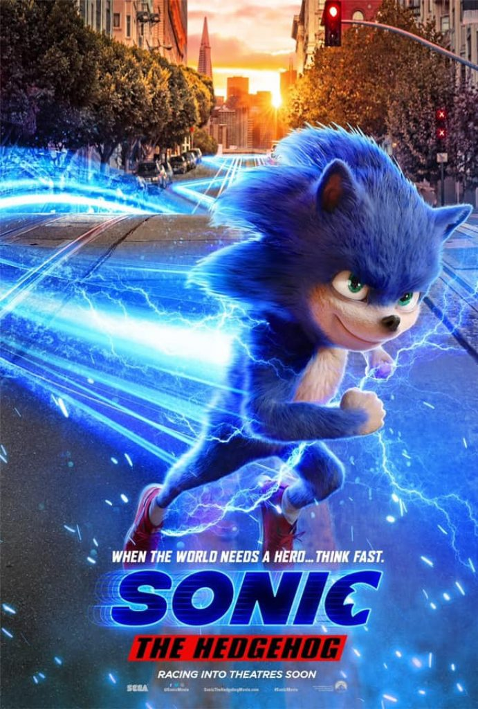 Here's the first trailer for the live-action 'Sonic the Hedgehog' movie 16