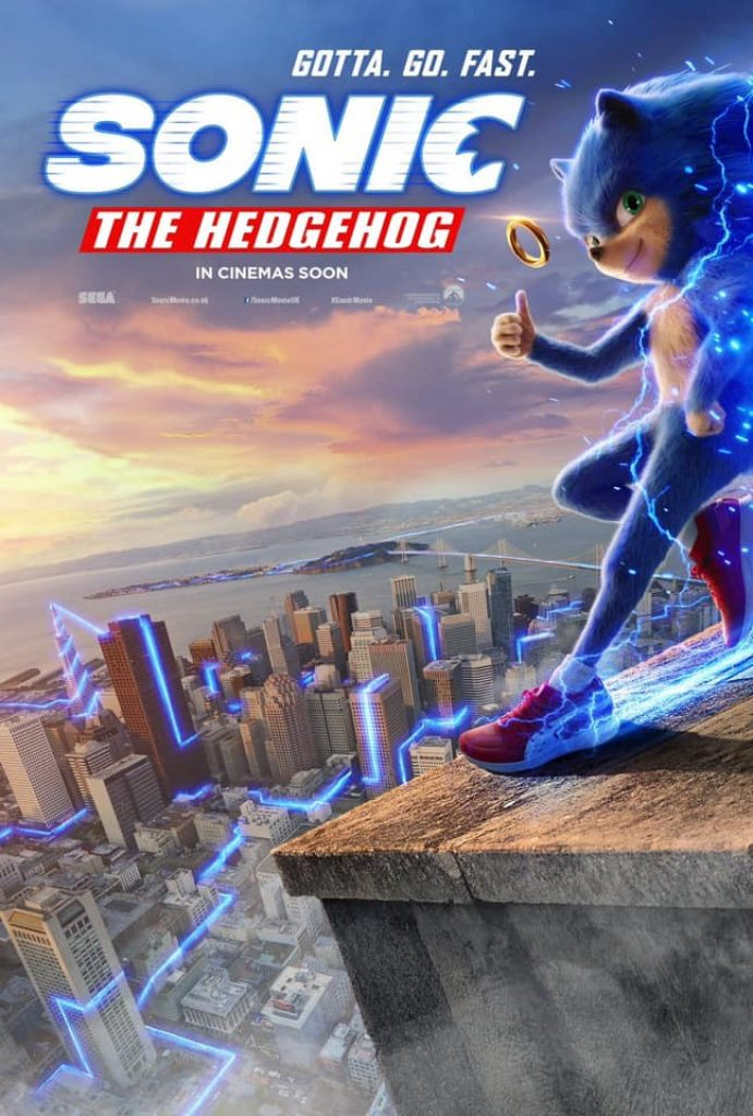 Here's the first trailer for the live-action 'Sonic the Hedgehog' movie 17