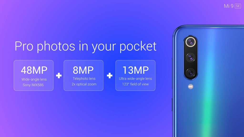 Xiaomi Launches the Mi 9 SE with prices starting from RM1,299 6
