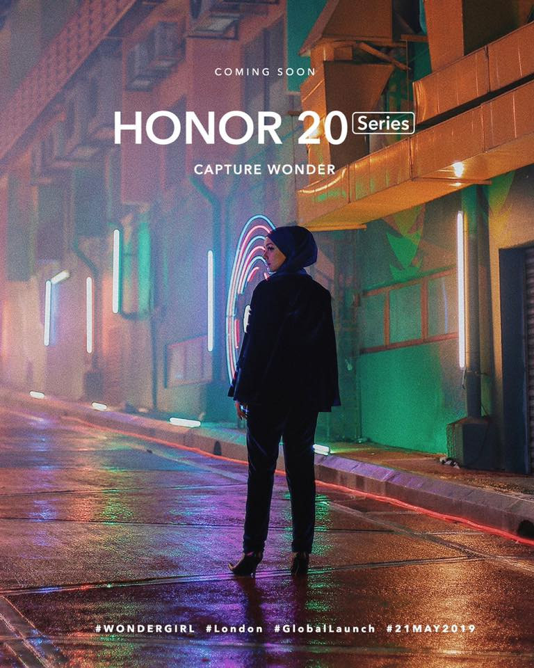 HONOR 20 Pre-order Begins 24th May with free gifts worth up to RM500 16