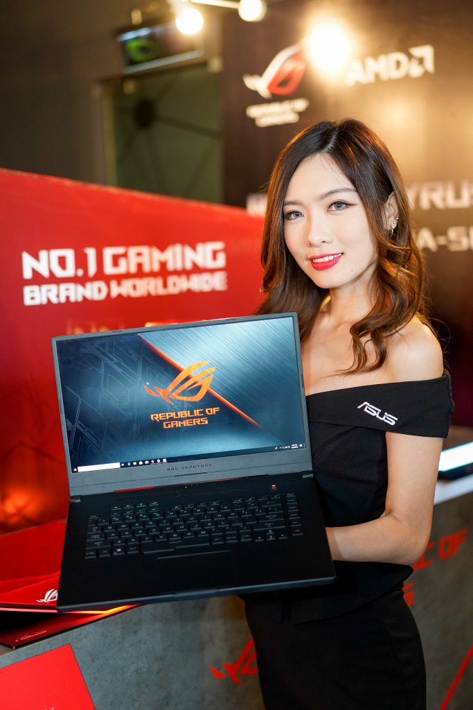 ASUS Launches New ROG Zephyrus G with AMD Ryzen CPU 18