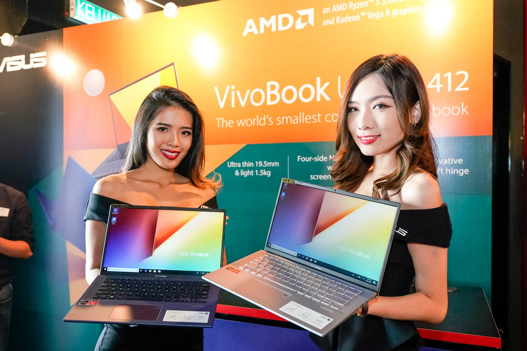 ASUS VivoBook Ultra A412 Launched; Priced at RM2,199 5