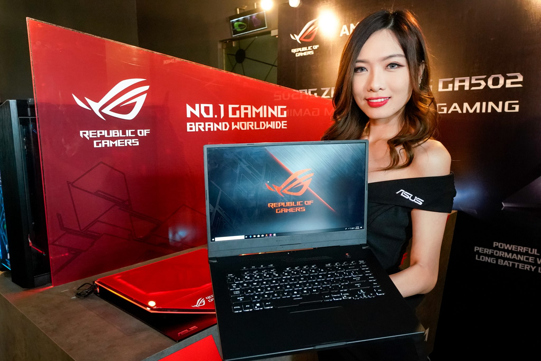 ASUS Launches New ROG Zephyrus G with AMD Ryzen CPU 17