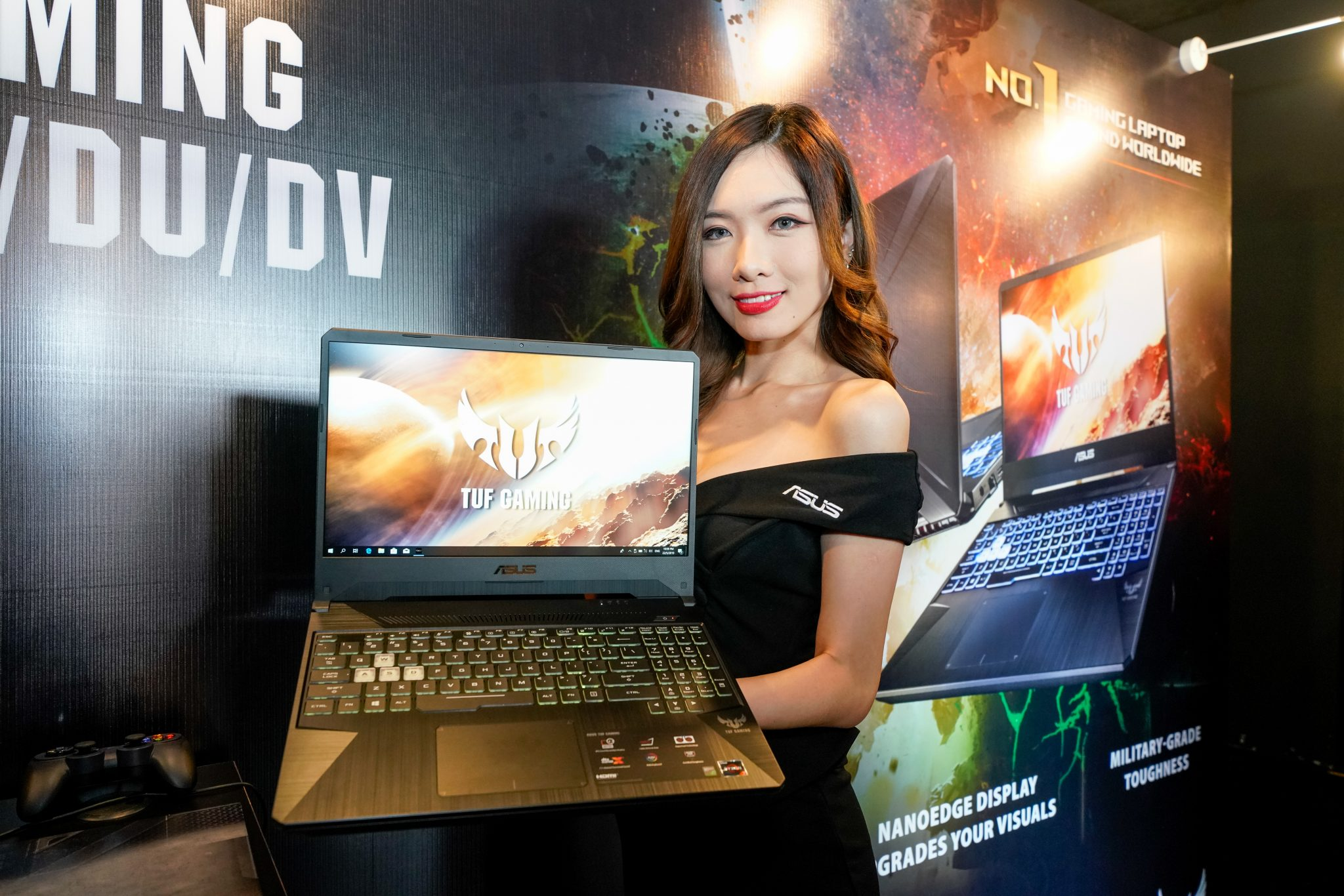 ASUS TUF Gaming FX505D Launched; Price Starts at RM2,899 5