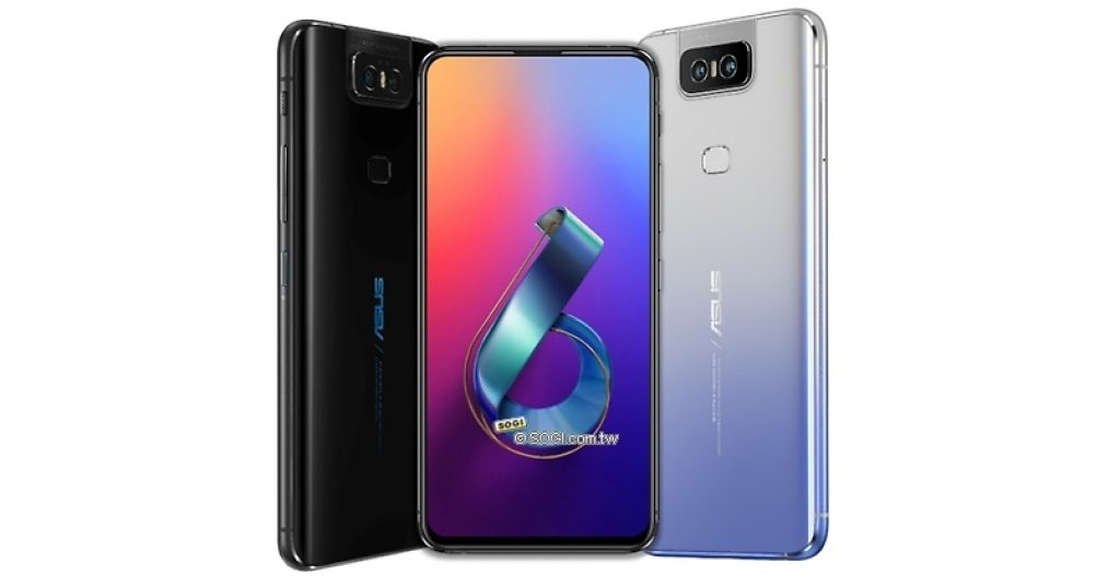 ASUS ZenFone 6 Announced; Packed with Snapdragon 855 and Motorized Flip Camera 10