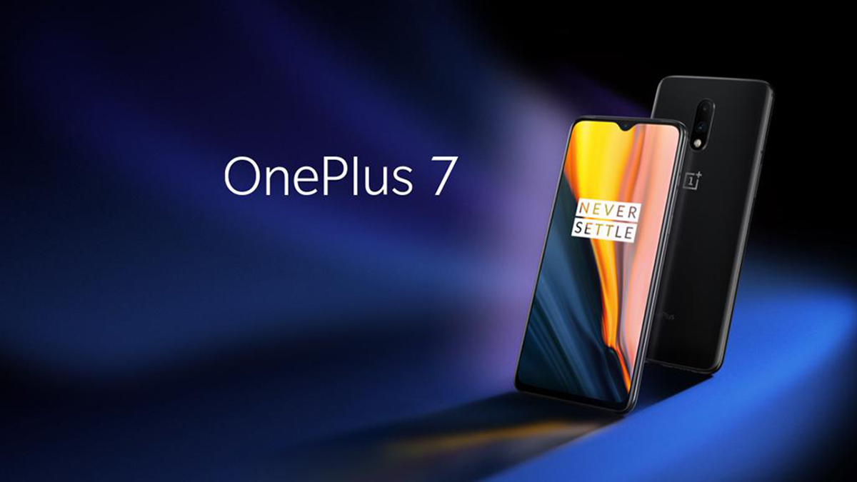 OnePlus Also Launched the Non-Pro Version of the OnePlus 7 7
