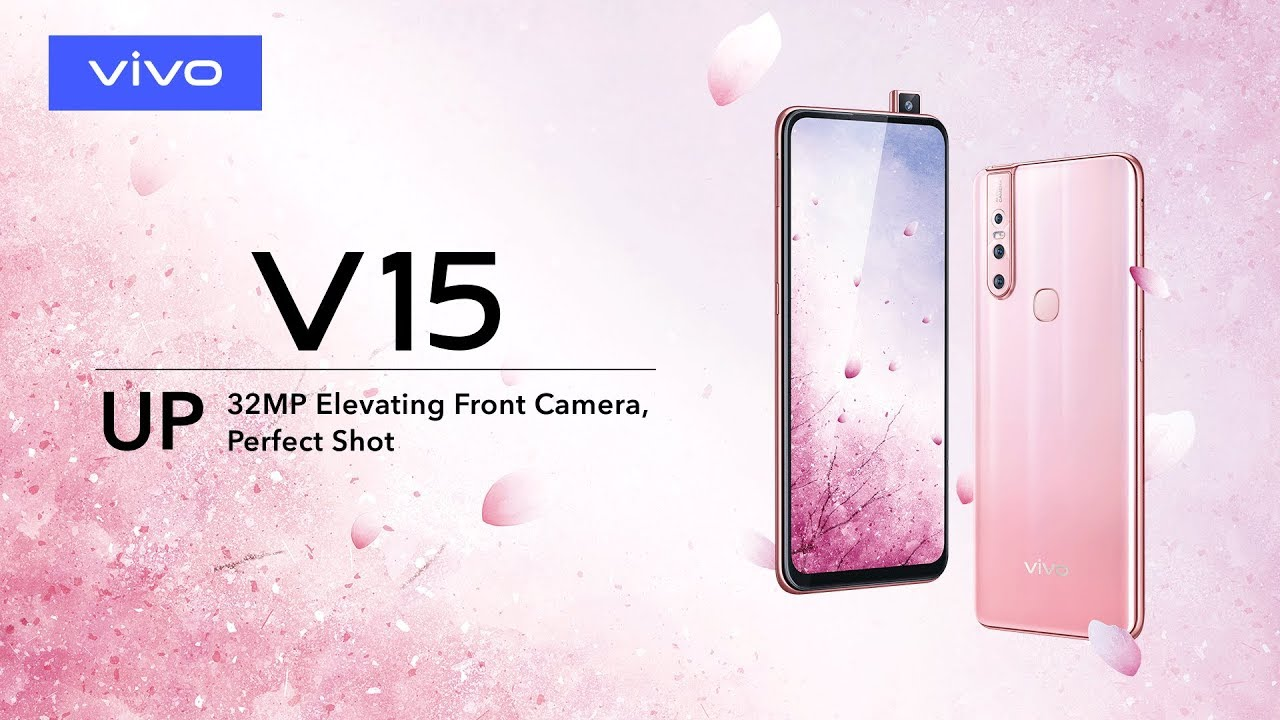Vivo Launches the Limited Edition V15 in Blossom Pink Variant 3