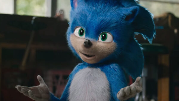 Here's the first trailer for the live-action 'Sonic the Hedgehog' movie 4