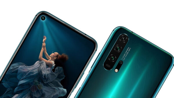 HONOR 20 Pro Unleashed; Kirin 980, AI Quad Camera for EU 599 18