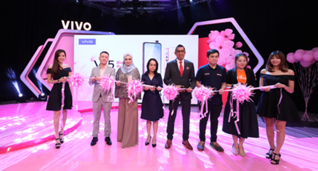 Vivo Launches the Limited Edition V15 in Blossom Pink Variant 4
