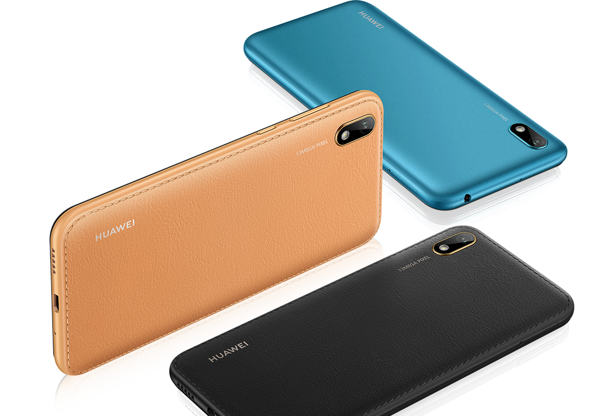 Huawei Unveils Y5 2019; Faux Leather Back for RM459 3