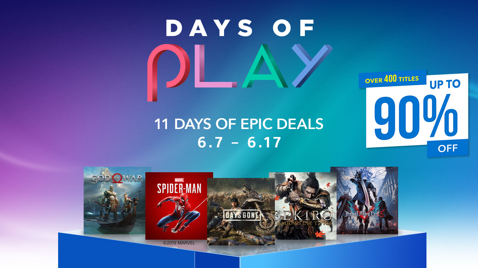 PlayStation™ Days of Play Offers Up to 90% Off on Selected Titles 6