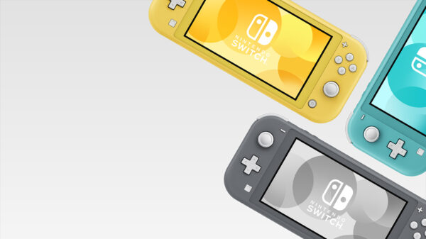 Nintendo Switch Lite Announced for September 20th Launch 23