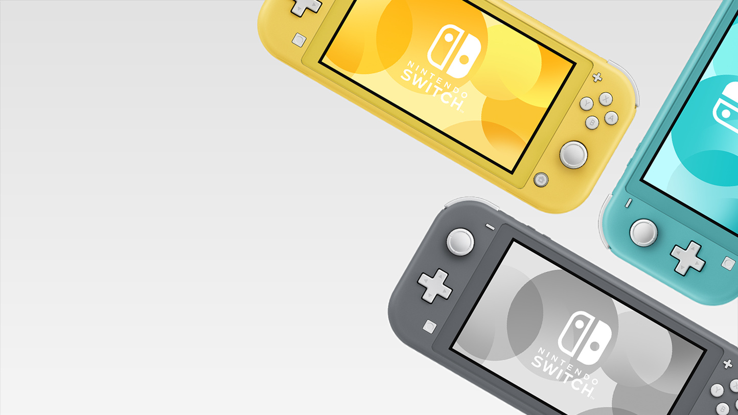 Nintendo Switch Lite Announced for September 20th Launch 5