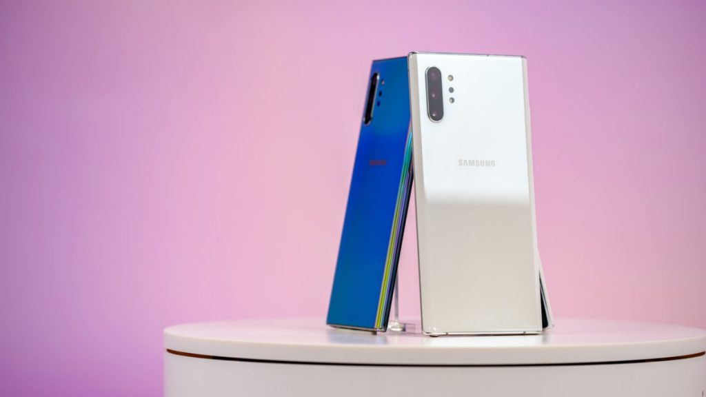 New Look for Flagship Samsung Galaxy Note 10 and Note 10+ 11