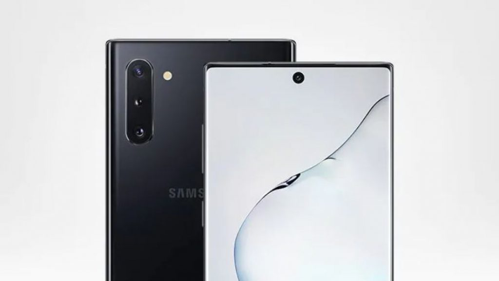 New Look for Flagship Samsung Galaxy Note 10 and Note 10+ 8