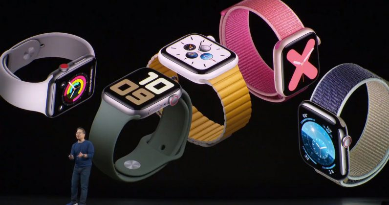 Apple Watch Series 5 Announced with new Always-on Display 5