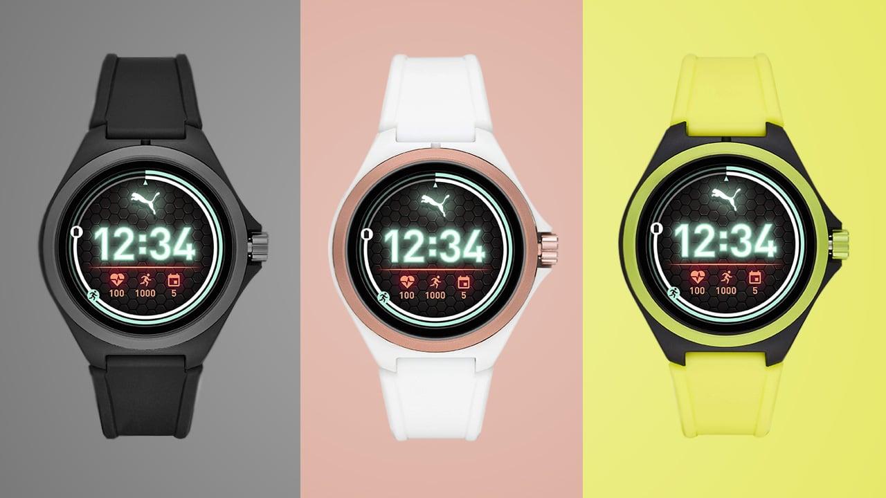 PUMA Unveils Its Very Own Wear OS Smartwatch 5