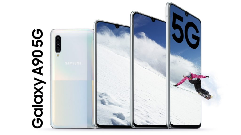 Samsung's Galaxy A90 5G Brings 5G to the Mid-Range Market 6