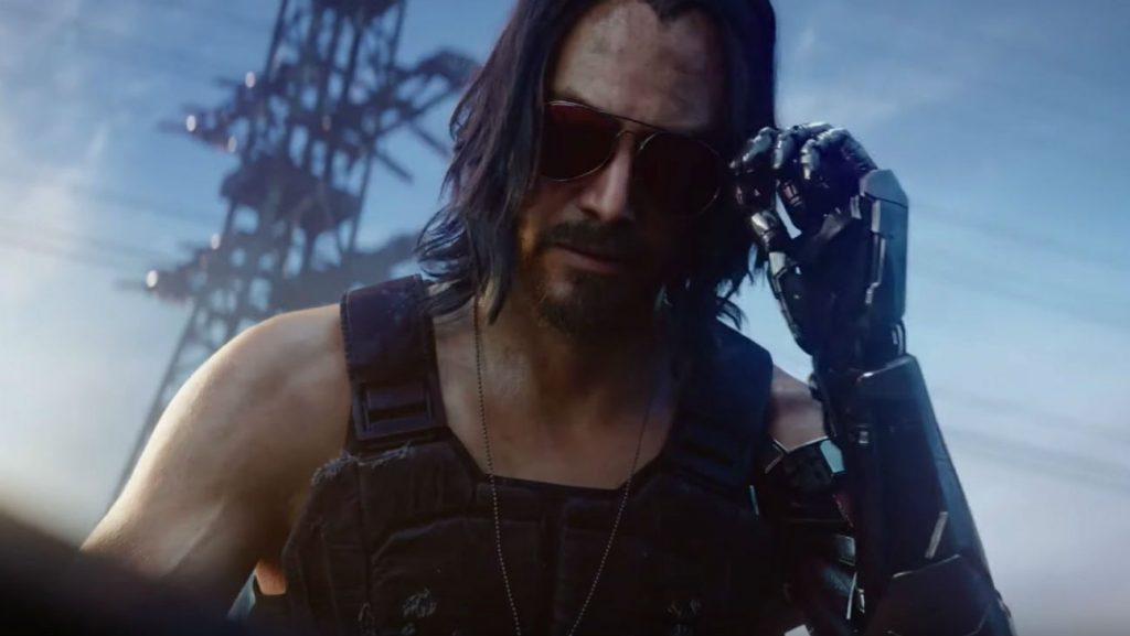 First Look at CD Projekt Red's Cyberpunk 2077 Game 16