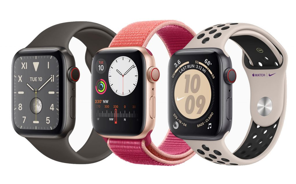 Apple Watch Series 5 Announced with new Always-on Display 7