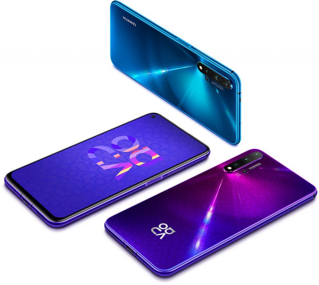 Huawei Nova 5T Makes Global Debut in Kuala Lumpur, Malaysia 6