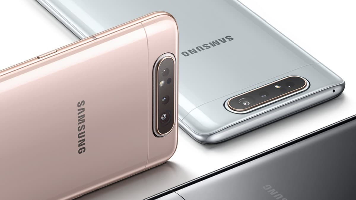 Samsung's Galaxy A90 5G Brings 5G to the Mid-Range Market 5