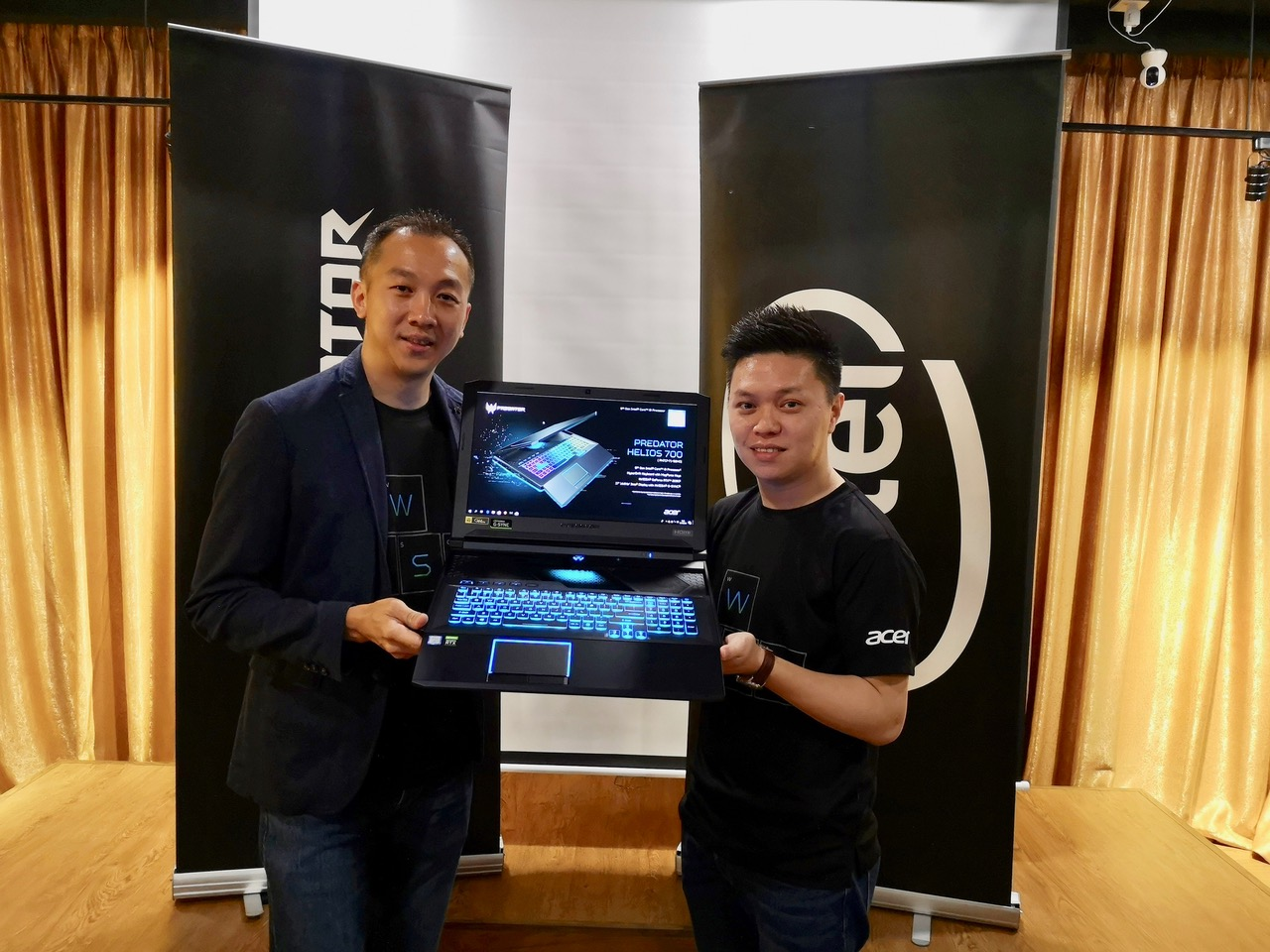 Acer Predator Helios 700 with HyperDrift Keyboard Now Available for RM17,999 9