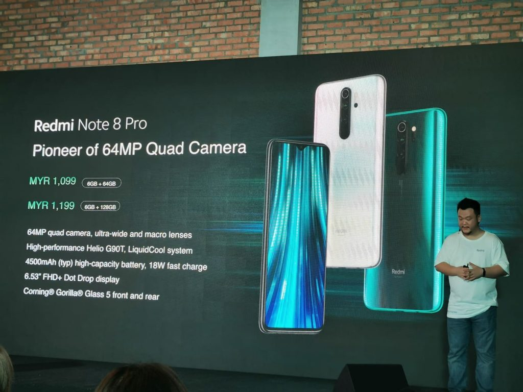 Xiaomi Unleashes Redmi Note 8 and Note 8 Pro from RM599 23