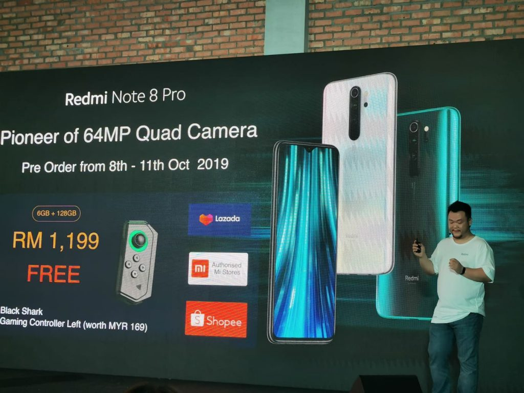 Xiaomi Unleashes Redmi Note 8 and Note 8 Pro from RM599 22