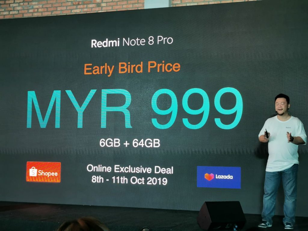 Xiaomi Unleashes Redmi Note 8 and Note 8 Pro from RM599 24