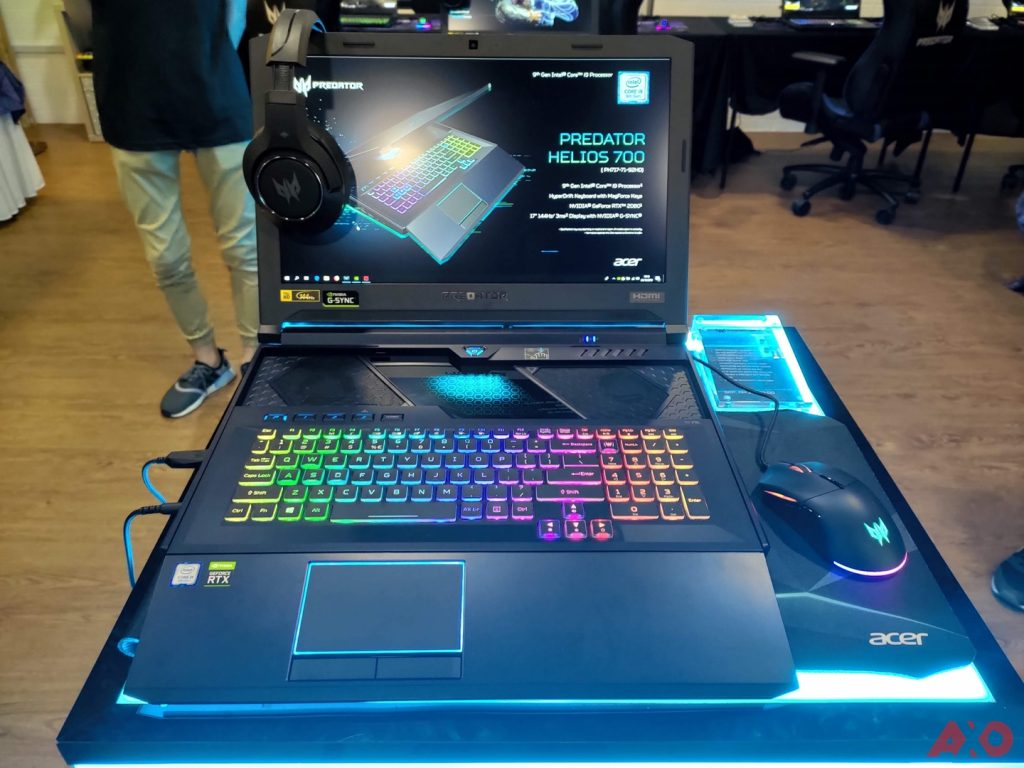 Acer Predator Helios 700 with HyperDrift Keyboard Now Available for RM17,999 10