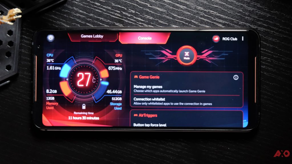Straight to the Point: Asus ROG Phone 2 - An AXO Review 45