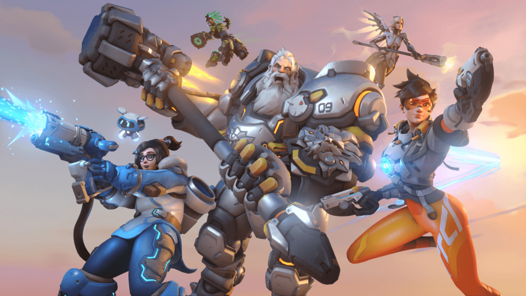 Overwatch 2 Announced at BlizzCon 2019 11