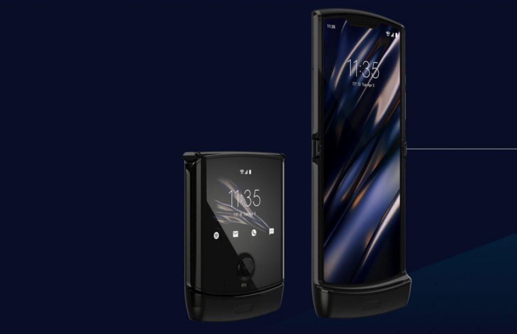 The Motorola Razr Makes a Comeback in 2019 7