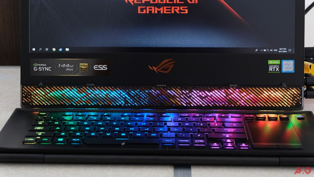 First Impressions: ROG Mothership; The 2-in-1 Gaming Behemoth 25
