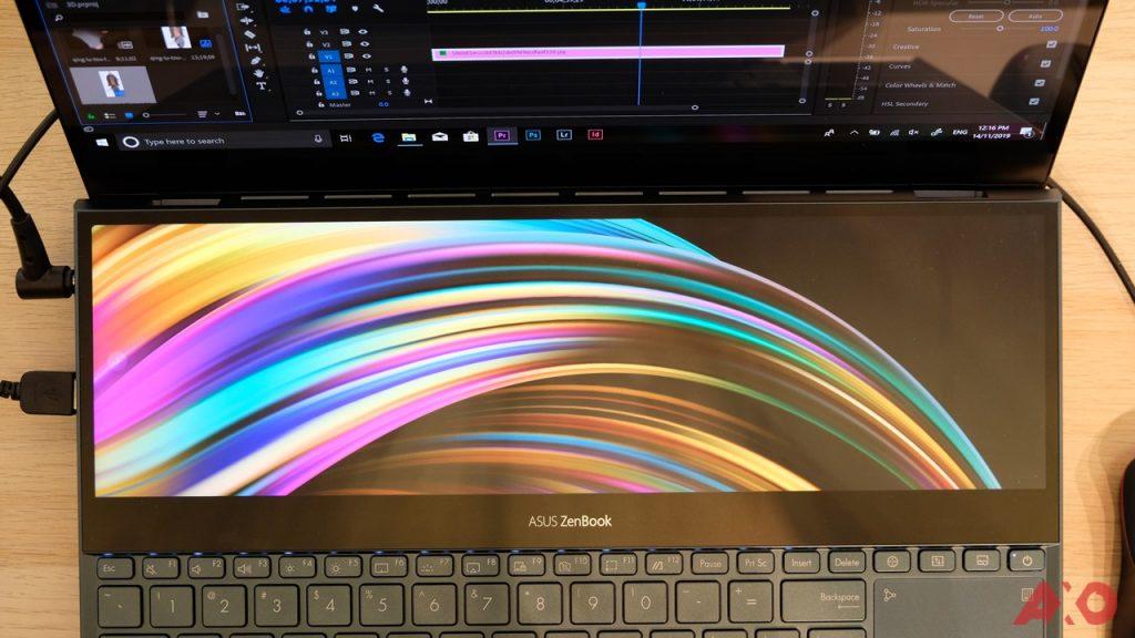 ASUS Unleashes Dual Display Laptops - ZenBook Pro Duo and ZenBook Duo 27