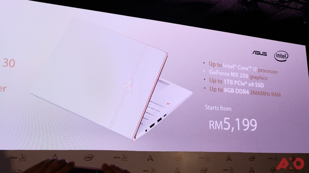 ASUS Celebrates 30 Glorious Years with ZenBook Edition 30 21