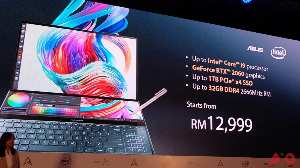 ASUS Unleashes Dual Display Laptops - ZenBook Pro Duo and ZenBook Duo 21