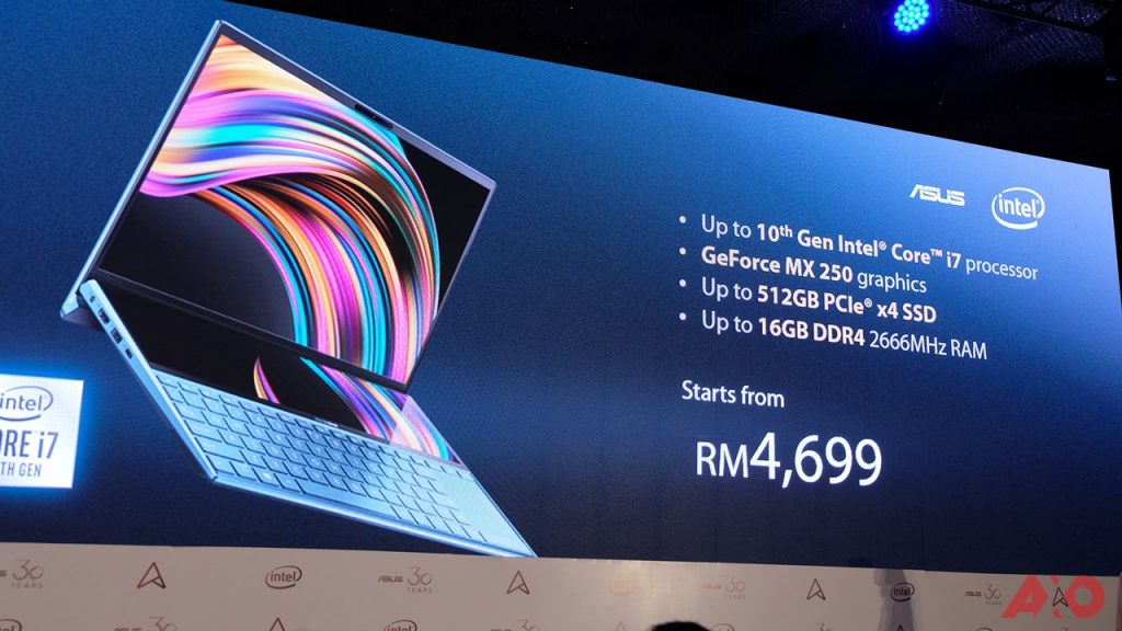 ASUS Unleashes Dual Display Laptops - ZenBook Pro Duo and ZenBook Duo 10