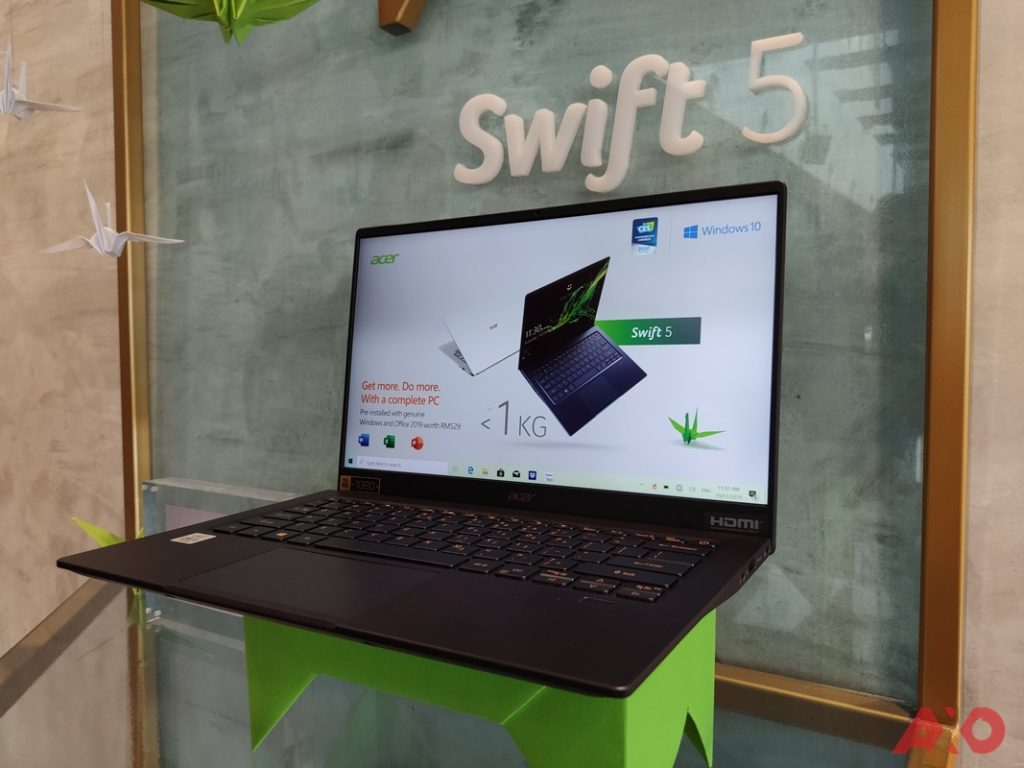 Acer's Latest Swift 5 Now Available From RM3,699 19