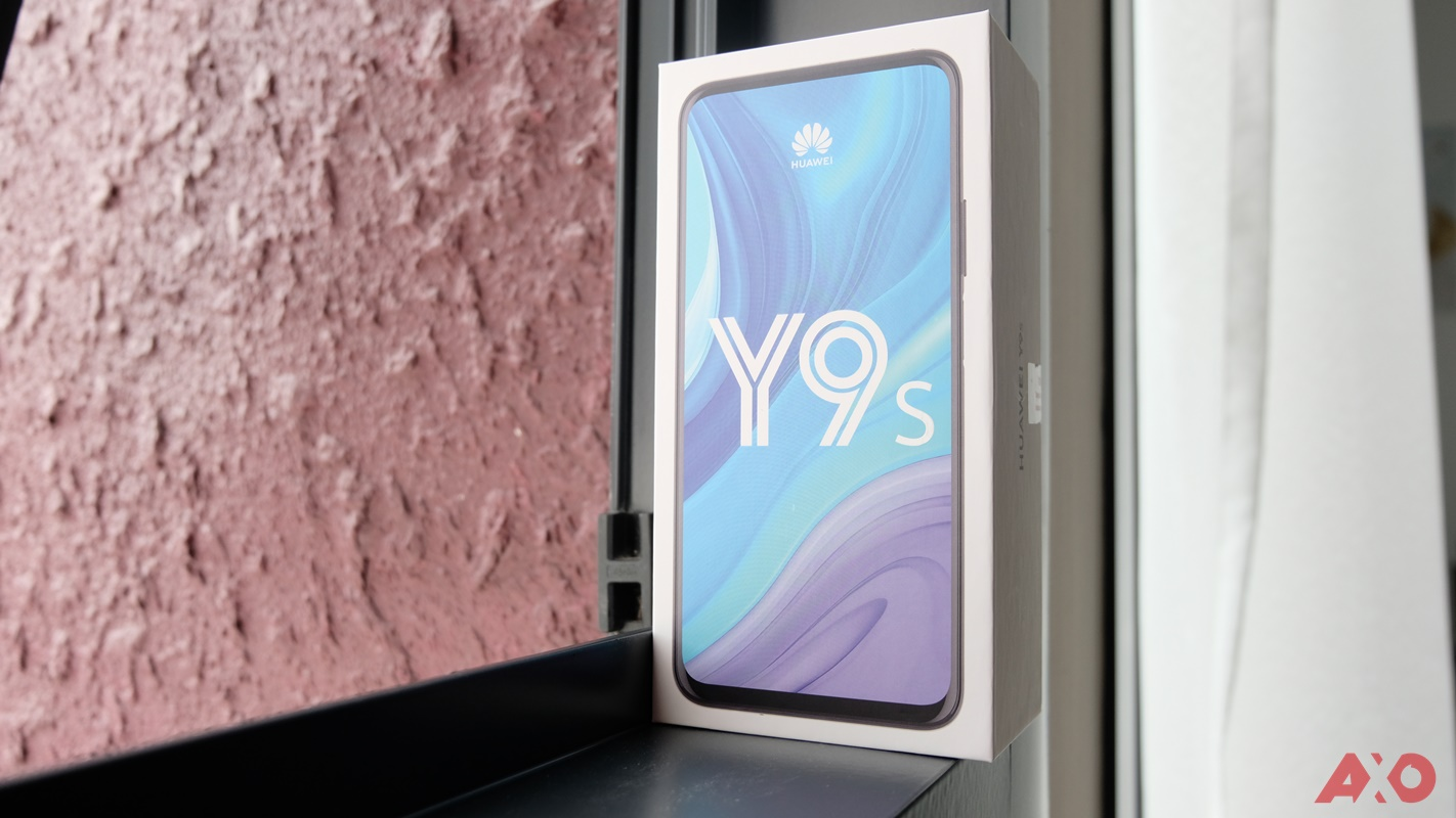 Huawei Y9s Announced for RM999 in Malaysia 19
