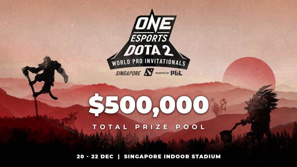 ONE Esports Announces DOTA 2 Singapore Major for June 2020 17