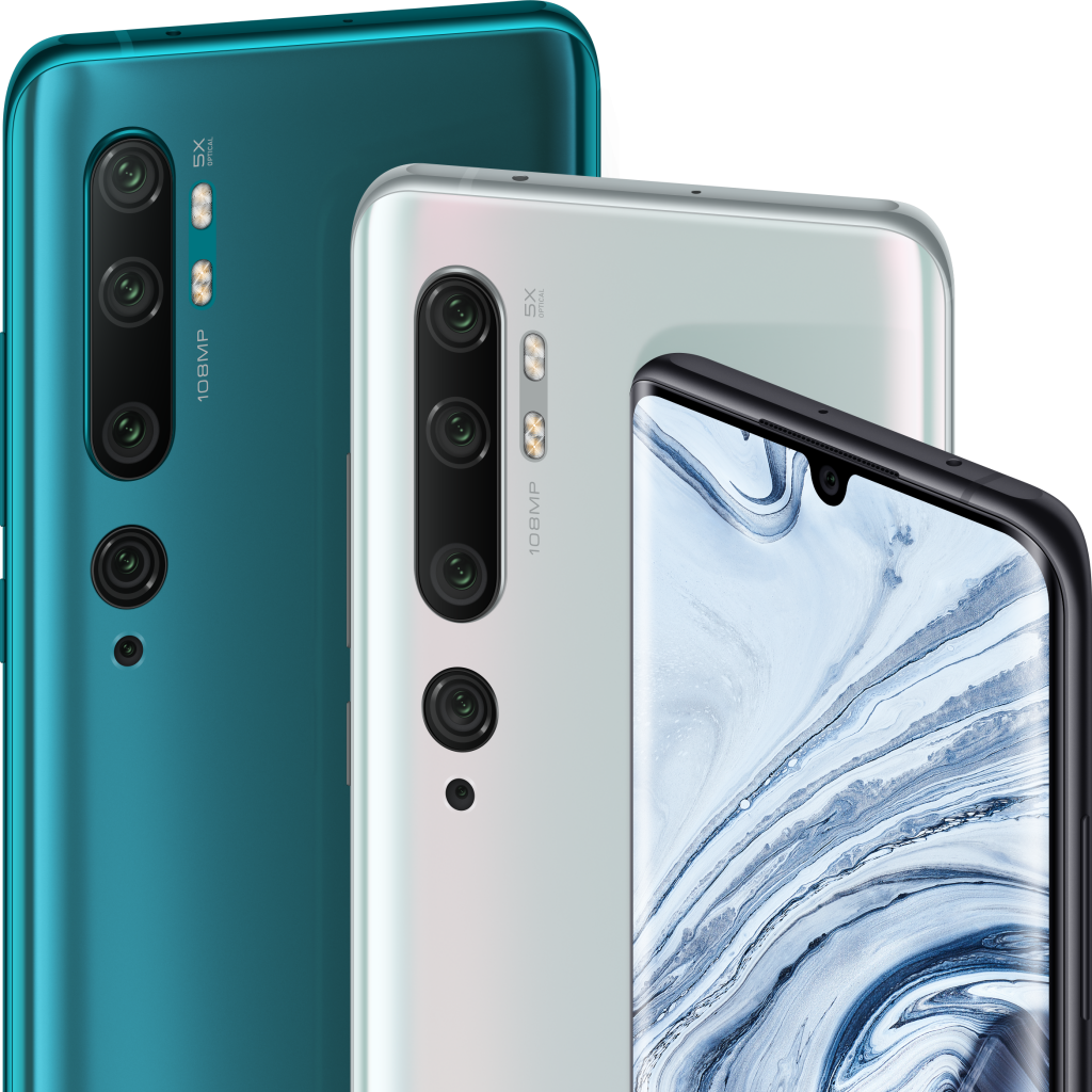Xiaomi Launches Mi Note 10 with World's First 108MP Sensor 9