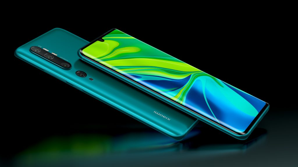 Xiaomi Launches Mi Note 10 with World's First 108MP Sensor 10