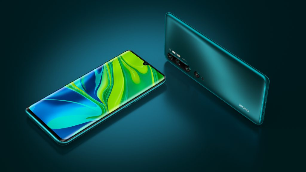 Xiaomi Launches Mi Note 10 with World's First 108MP Sensor 5