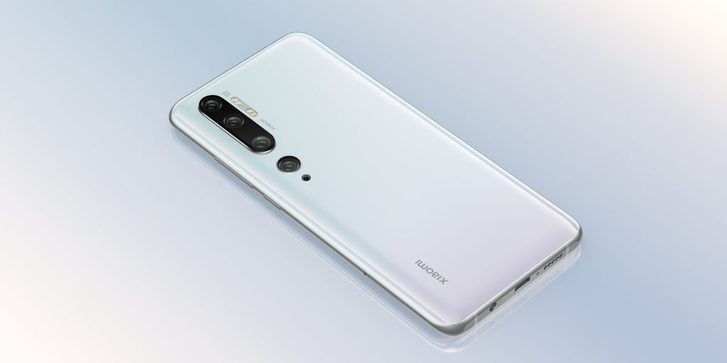 Xiaomi Launches Mi Note 10 with World's First 108MP Sensor 11