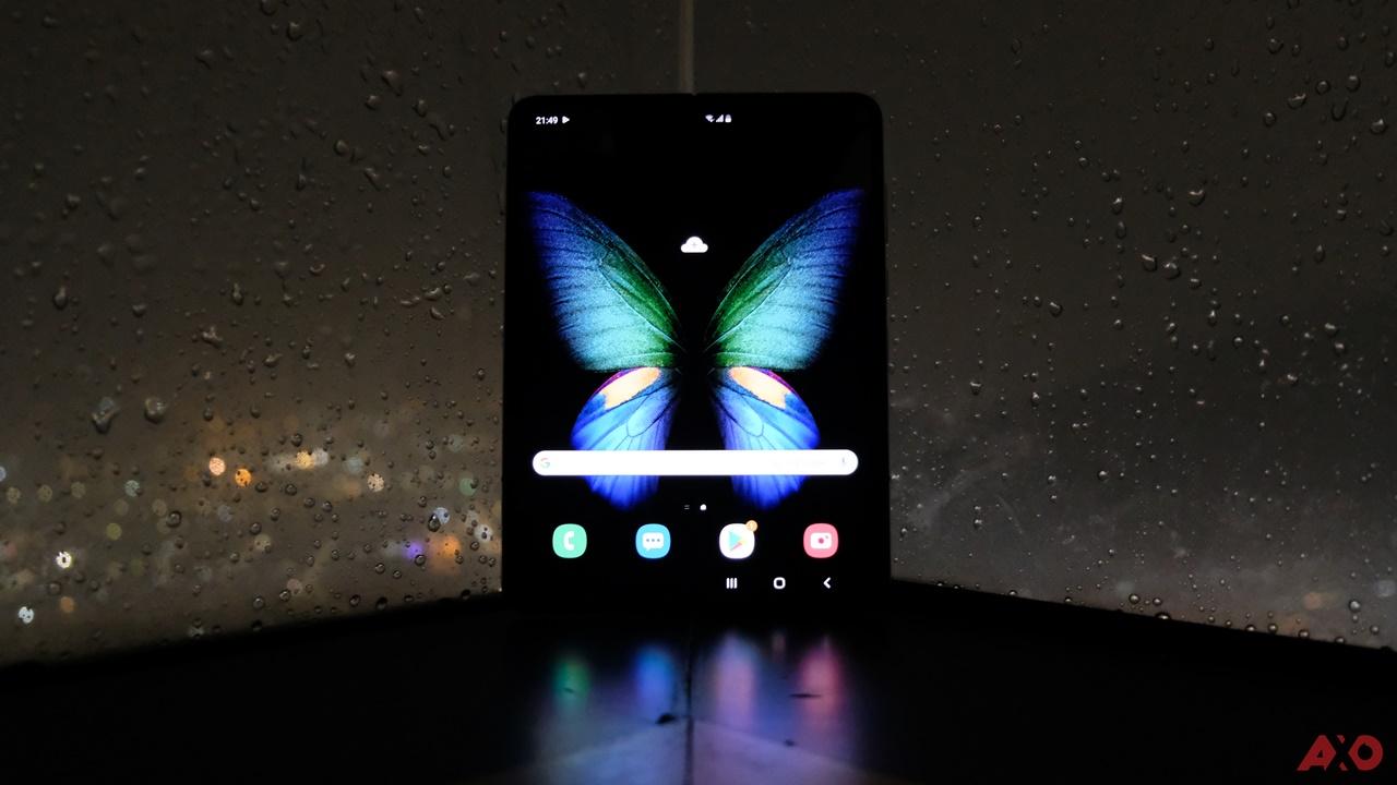First Impressions: Samsung Galaxy Fold 36