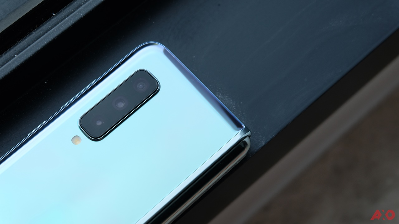 First Impressions: Samsung Galaxy Fold 43