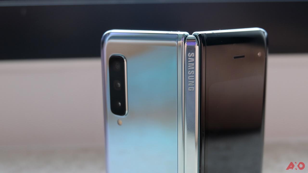 First Impressions: Samsung Galaxy Fold 48